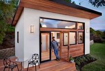Prefabricated houses / The latest prefabricated building projects, including a Yo! Home scheme to compact houses into small apartments and a house made out of shipping containers.
