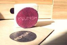 Custom handgraved rubber stamps - Etsy shops logos - by Kraftille / Tampons personnalisés gravés à la main par Kraftille - logos de boutiques Etsy