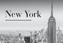 DESTINATION: STYLE / NYC / Capture the essence of New York City cool with our furniture and decor influenced by the city that never sleeps.
