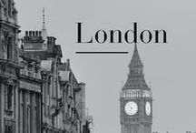 DESTINATION: STYLE / LONDON / As hosts of fashion week, London has inspired us to create collections that bring high style to the home.