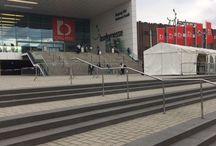 Orgatec 2016 / Orgatec Exhibition & Conference Cologne, Germany October 2016