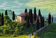 TUSCANY ITALY / The best of Tuscany, Italy. Travel inspiration for your vacation or road trip.