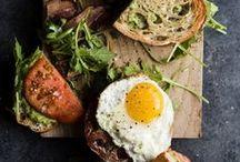 Sandwiches & Salads / Half & half - always