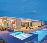 California / Both the Modernism Week celebration of mid-century modern buildings and the opening of the inaugural Desert X art festival recently took place in Palm Springs, California, so this Pinterest board celebrates the most extravagant architecture and design from the state