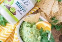 Wasabi Mayo Recipes / Wasabi adds a fiery flavor to our traditional Avocado Oil Mayo. Spread it on grilled seafood, steak and sushi to turn up the heat. Our Wasabi Avocado Oil Mayo has a clean ingredient profile, and is approved by Paleo & Primal diets. Non-GMO verified, dairy free, naturally gluten-free, and free from soybean & canola oil.