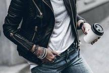 FASHION | MINIMALISTIC / A wardrobe with basics.
