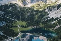 AUSTRIA / The great nature, cities and villages of Austria. Where to go, what to see and what to do.