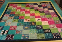 I spy quilts / The girls love finding all the squares.  / by Lisa Shingleton