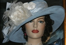 Kentucky Derby Hats by East Angel Harbor Hats / My Kentucky Derby hats give you the glamorous and elegant look to complete your Kentucky Derby day outfit. The Kentucky Derby isn't just about horseracing; it's all about hats and fashion too! It has become a glamorous display of elegant hat designs as women from all walks of life show off their unique ladies Kentucky Derby hats! My hats have garnered the attention of photographers looking for that special Kentucky Derby hat for a magazine article.