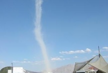 """Real Dust Devils / My first novel, """"DUST,"""" was inspired by mini-tornados, commonly called dust devils."""