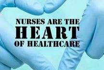 Nursing School & Career / Nursing...it's my calling! / by Christy Contreras