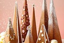 Navidad y Año Nuevo. Celebración / Qué cocinamos? Armamos un mesa que nos guste? Y si comprados todo hecho ? Armar o no armar arbolito ? Cúal es la cuestión ? Hace lo que quieras! como quieras, donde quieras, con quien quieras! Disfruta, agradece, liberá, reite de las tensiones que a veces generan las fiestas, respirá, negocia, no lo arruines, festeja! Pasala bien!  ( Los nombres están en inglés pero las recetas todas traducidas a español )