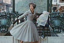 Vintage Mode / Die Mode vergangener Tage, von den 1920er bis zu den 1950er Jahren, finde ich extrem inspirierend für spezielle Veranstaltungen, wie das Swell Time Event in Wien!