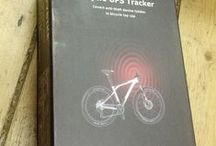 GPS track bicycle