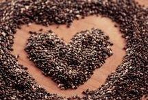 Chia Seeds Recipes / Chia Samen Rezepte
