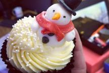 Holiday Spirit Speciality Cupcakes