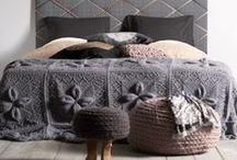 Knitting: Interiors