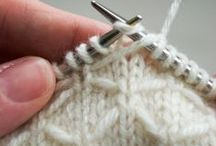 Knitting: Knit Stitches