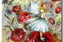 fairies, princesses, elves
