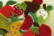 Appliqué Crochet, mini Crochet
