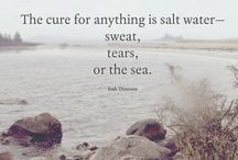 Quotes About the Sea
