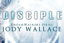 DreamWalker Series / DreamWalkers Urban Fantasy Romance series -- books and ideas for giveaways, plots, etc. Lots of crocheting on here! That's about the only craft I know how to do...