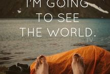 Travel quotes / travelling the world