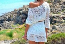 Crochet: Dresses and Skirts