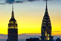 Welcome to New York ❤ / by Amanda Wroblewski