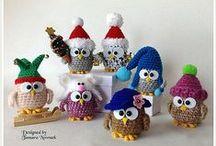 Crochet Amigurumis & Toys