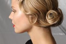 Hairstyles / by Natalie Thime