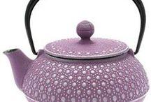 Tea / Great teas and tea accessories / by Jet Kaehn