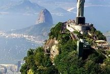 Brazil / Travel tips, culture, and images on Brazil in preparation for a two-month family vagabonding trip.