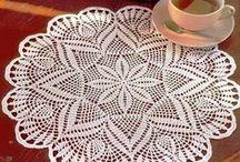 Croche doilies 2
