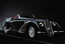 Art Deco cars