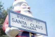 Roadside Indiana / Classic diners, motels, vintage signs, and attractions in Indiana