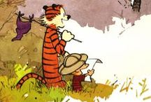 {Calvin and Hobbes}