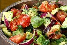 Pique-nique, salades & sandwichs