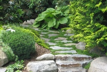 Landscape and Garden Design by Waterfalls Fountains & Gardens Inc. / Garden Design, landscape and planting design / by Waterfalls Fountains & Gardens Inc.