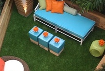 Outdoor Rooms, Seating areas, Lounge