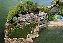 Estates, Mansions, Beautiful Homes