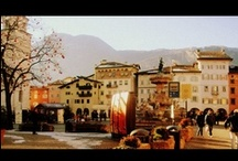Trento- Italy / Up in the north of Italy, between the mountains there's a very special place...