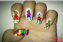 Special occasion nail art