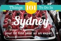Living in Sydney / What it's in like to live in Sydney as an expat.