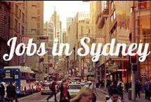Jobs in Australia / Finding a job in Australia.