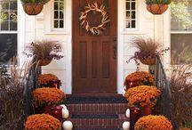 Fall Decorating Ideas / by Sherri Souza