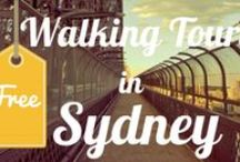 Sydney Travel Tips / Here are some travel tips for your next trip to Sydney.