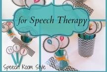 The Speech Room Style Store / Stylish Printable Decor made especially for SLPs!