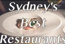 Sydney's Best Restaurants / Sydney's Top Restaurants