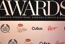Blog awards 2013